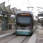 Mesa Eastbound Light Rail